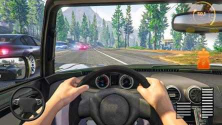 Captura 3 de Super Car Simulator 3D: juego de coches urbanos para android