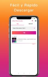Captura de Pantalla 3 de Descargador para Likee - sin marca de agua para android
