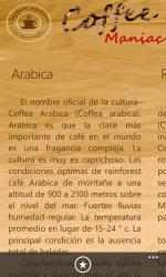 Captura de Pantalla 6 de Coffee Maniac Lite para windows