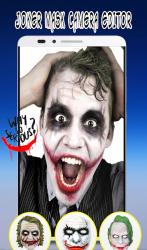 Screenshot 6 de Photo Editor For Joker Mask para android