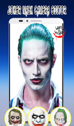 Captura 4 de Photo Editor For Joker Mask para android