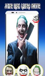 Captura 5 de Photo Editor For Joker Mask para android