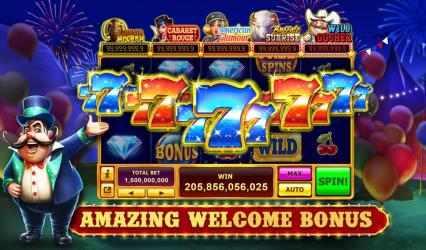 Captura 10 de Caesars Casino: Free Slots Games para windows