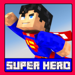 Screenshot 1 de Mod Super Hero - For MCPE para android