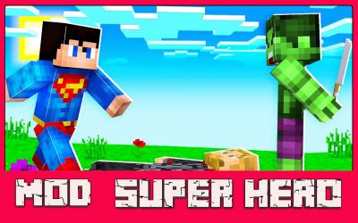 Imágen 5 de Mod Super Hero - For MCPE para android