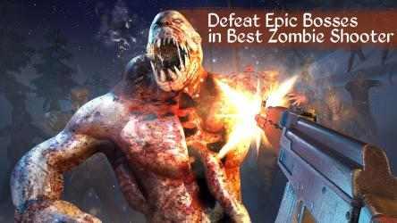 Captura 3 de Dead Zombie Call: Trigger the Shooter Duty 5 (FPS) para windows