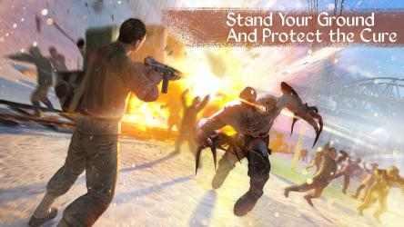 Captura de Pantalla 1 de Dead Zombie Call: Trigger the Shooter Duty 5 (FPS) para windows