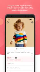 Screenshot 4 de PatPat: Ropa Infantil - Ofertas diarias para mamás para android