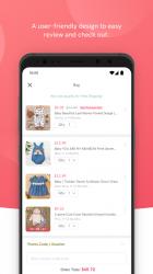 Screenshot 5 de PatPat: Ropa Infantil - Ofertas diarias para mamás para android