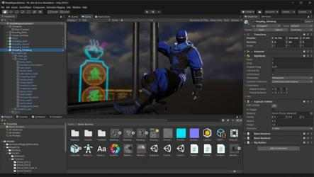 Screenshot 1 de Unity para windows