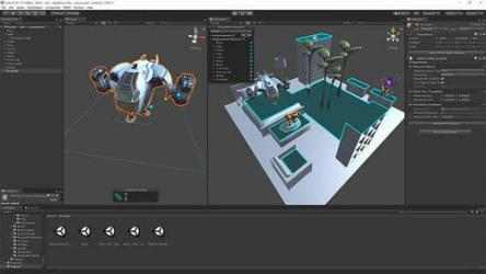 Screenshot 3 de Unity para windows