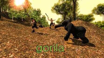 Screenshot 4 de Wild Animal Simulator-Life of Gorilla para windows