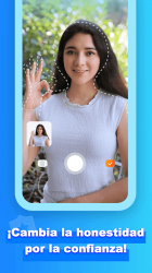 Screenshot 4 de Amigo-Chat Rooms, Real Friends para android