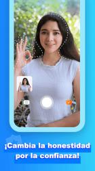 Screenshot 10 de Amigo-Chat Rooms, Real Friends para android