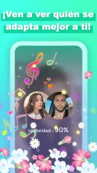Screenshot 14 de Amigo-Chat Rooms, Real Friends para android