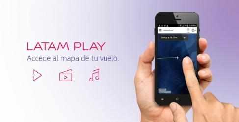 Screenshot 5 de LATAM Play para android