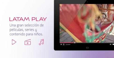 Captura de Pantalla 11 de LATAM Play para android