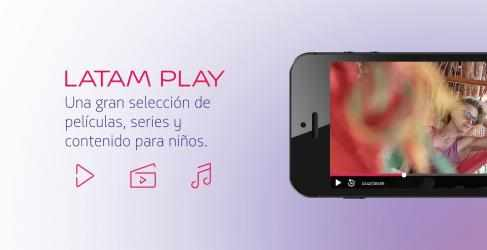 Imágen 3 de LATAM Play para android