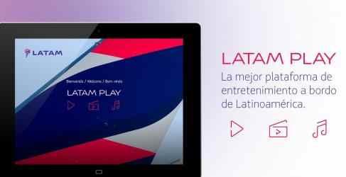 Captura de Pantalla 10 de LATAM Play para android