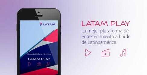 Captura 2 de LATAM Play para android