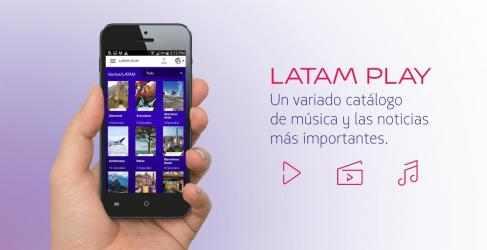 Captura 4 de LATAM Play para android