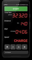 Captura de Pantalla 5 de TAXImet - Taxímetro GPS para android
