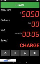 Captura de Pantalla 11 de TAXImet - Taxímetro GPS para android