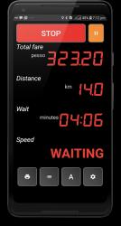 Captura de Pantalla 4 de TAXImet - Taxímetro GPS para android