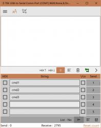 Captura de Pantalla 6 de Serial Debug Assistant para windows