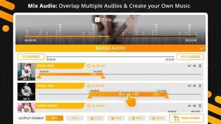 Imágen 2 de Music Editor : Trim, Extract, Convert and Mix Audio para windows