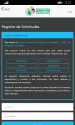 Imágen 3 de Migración Colombia para windows