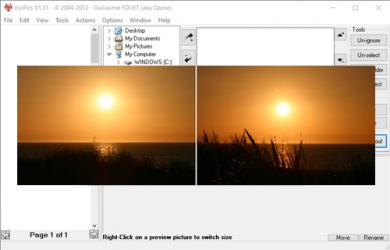 Captura de Pantalla 4 de VisiPics para windows