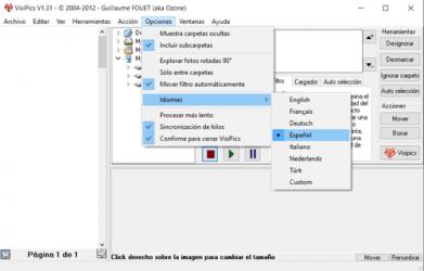 Captura de Pantalla 2 de VisiPics para windows
