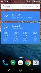 Captura 6 de Mis Horarios de Mareas Pro para android
