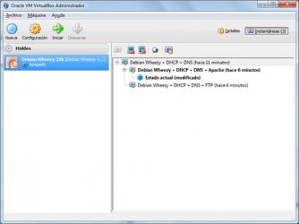 Screenshot 2 de Virtualbox para windows
