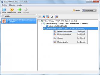Captura 3 de Virtualbox para windows