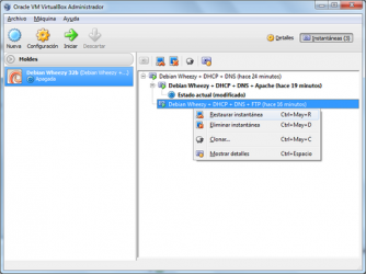 Screenshot 3 de Virtualbox para windows