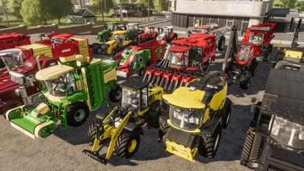 Captura de Pantalla 6 de Farming Simulator 19 para windows