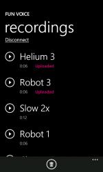 Captura 4 de Fun Voice para windows