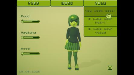 Screenshot 4 de Your amazing T-Gotchi! para android