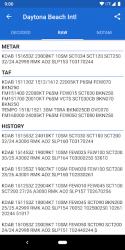 Imágen 4 de Avia Weather - METAR & TAF para android