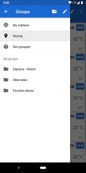 Captura de Pantalla 6 de Avia Weather - METAR & TAF para android