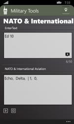 Captura de Pantalla 1 de Military Tools para windows