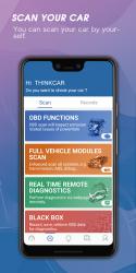 Captura de Pantalla 2 de ThinkCar+ para android