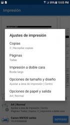 Screenshot 5 de NokoPrint - Impresión inalámbrica y USB para android