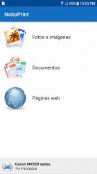 Captura de Pantalla 2 de NokoPrint - Impresión inalámbrica y USB para android