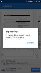Captura de Pantalla 8 de NokoPrint - Impresión inalámbrica y USB para android