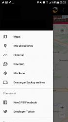 Screenshot 4 de NewGPS! Joystick para android