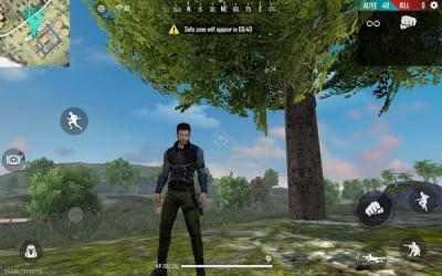 Screenshot 7 de Garena Free Fire: Día Booyah para android