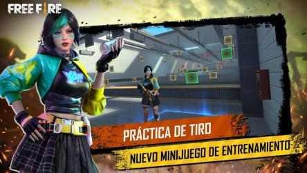 Captura 9 de Garena Free Fire: Día Booyah para android